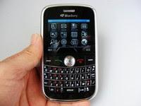 Blueberry phone