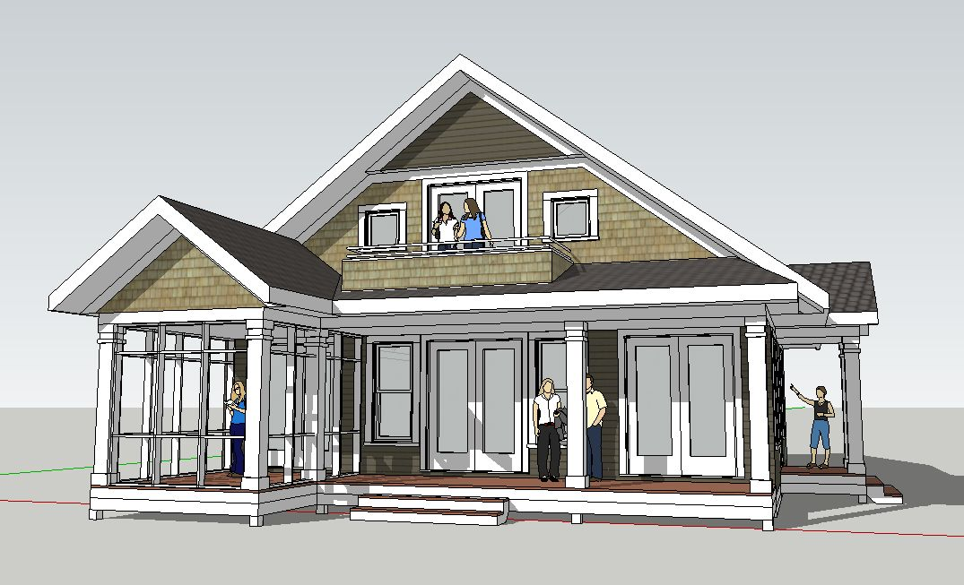 New concept house plans unveiled home interior design for Coastal home plans