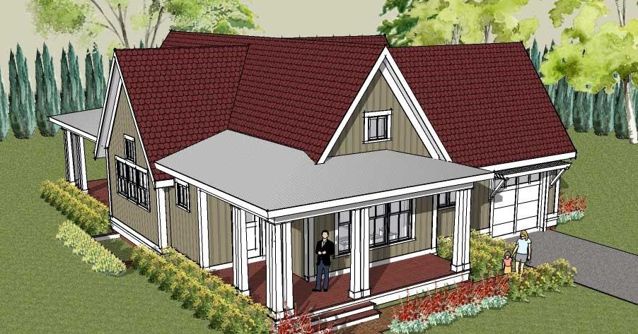 Simply elegant home designs blog new house plan offering for Hudson home designs