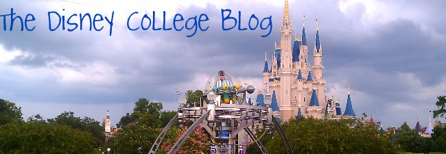The Disney College Blog