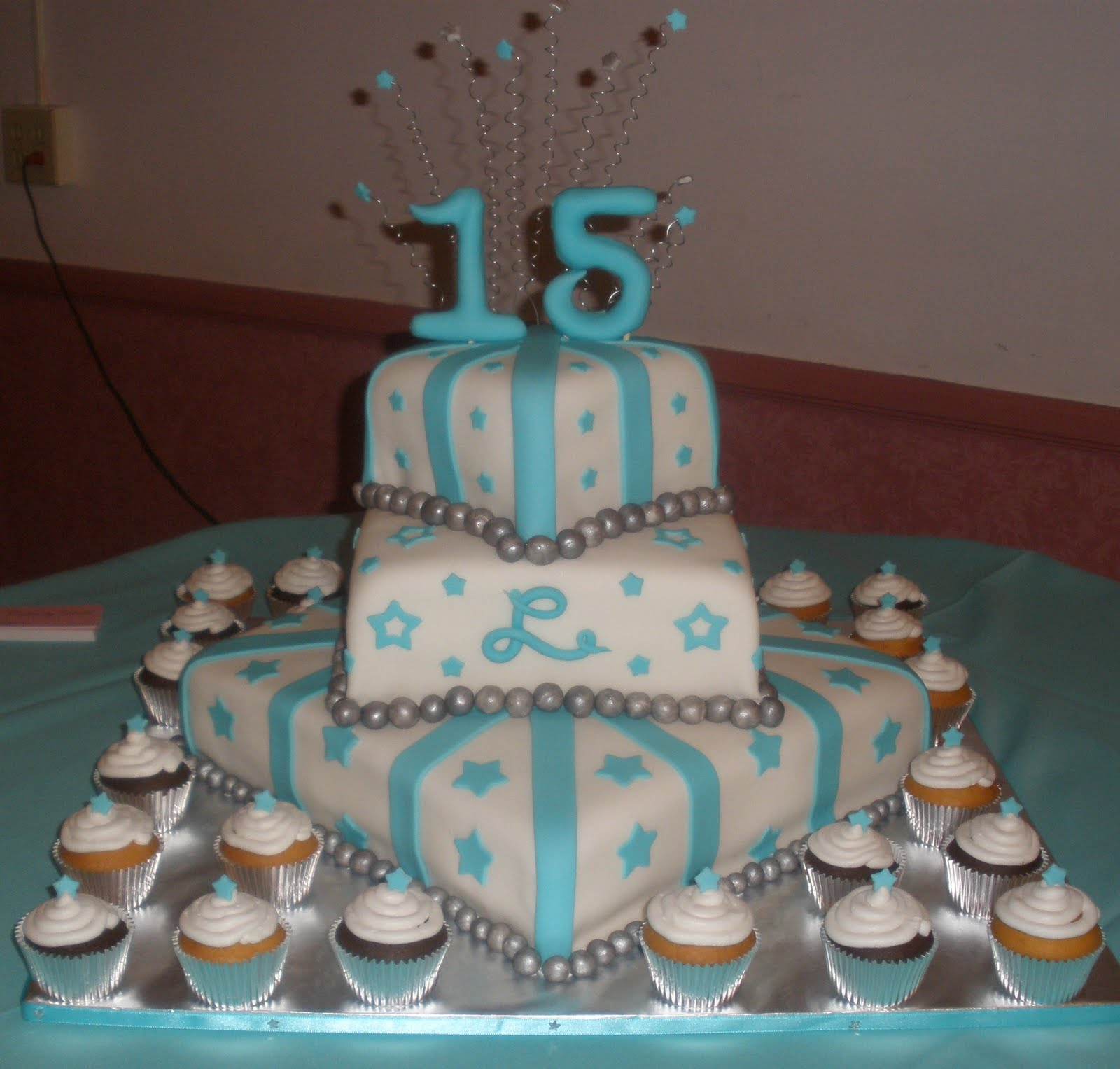 Cake Pictures For Quinceaneras : Cakes By Perla: Quinceanera Cake