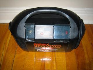 eliminator 600a 400w power box manual