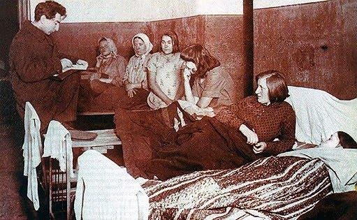 Россия 20 начало проститутки века