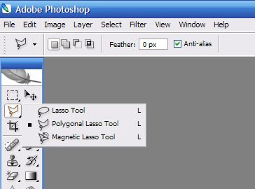 how to use lasso tool in illustrator