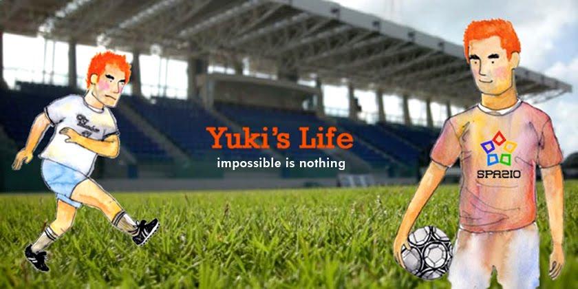 Yuki's Life