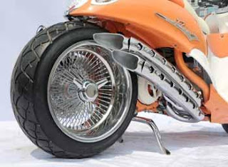 MODIFIKASI HONDA SCOOPY LOWRIDER