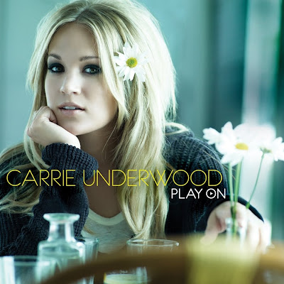 Carrie Underwood 'Play On' Album Cover. Carrie Underwood has done it again.