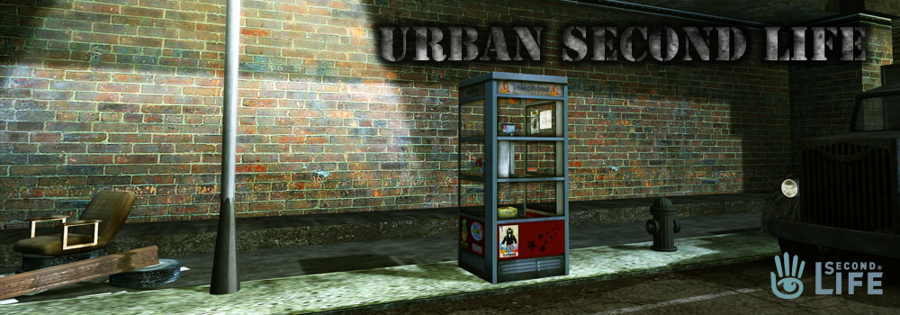 Urban Second Life