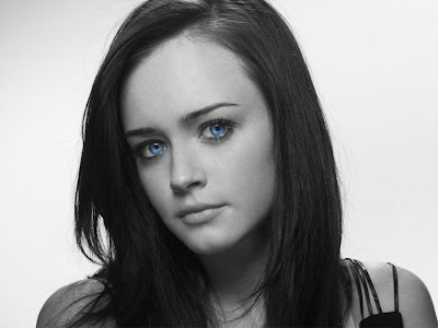 to say Alexis Bledel