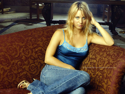 Kaley Cuoco desktop wallpaper