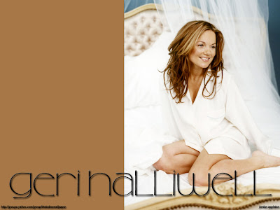 Geri Halliwell 1024x768 desktop sexy wallpapers