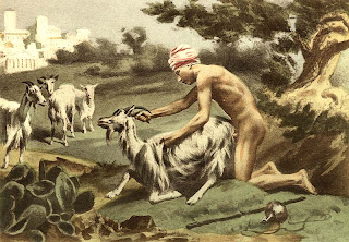 Édouard-Henri Avril Zoofilia pintura