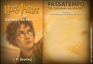 Editorial Presença Harry Potter Harry Potter and the Deathly Hallows Harry Potter e os Talismãs da Morte J.K. Rowling literatura infantil-juvenil livros