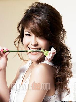 paula taylor beauty thailand celebrity hair style   beauty