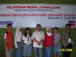Pasca Pelatihan jurnalistik