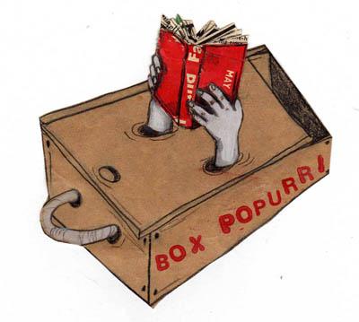 Box popurri
