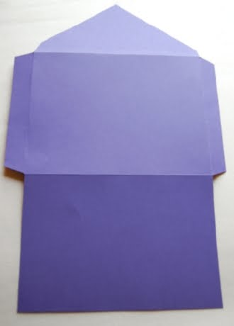 open envelope with paper the craftinomicon custom envelopes