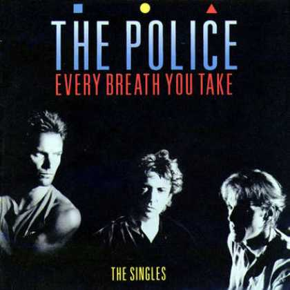Songs that i love every breath you take police