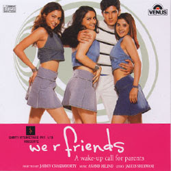 We R Friends (2006) MV - Jackie Shroff, Aakruti, Nazneen Contractor, Shalini Kapoor, Mohan Joshi, Tiku Talsania, Govind Namdeo, Razak Khan