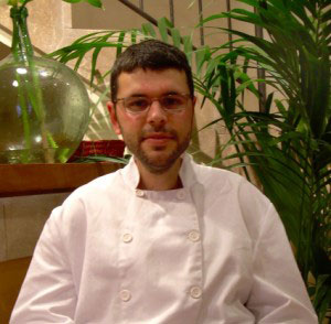 Marc Vidal, chef at Es Coc