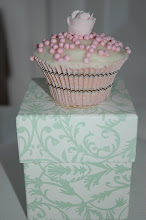 Cupcake for the Tea Party