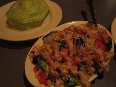 Flo's Asian Kitchen - Thai Lettuce Cups