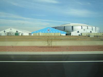 view of University of Phoenix Stadium