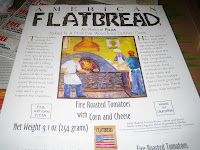 American Flatbread box