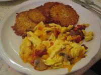 T.O.P.H. - Ron's Special w/ Potato Pancakes