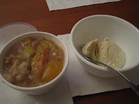 5395 West Soul Food Place - Peach Cobbler