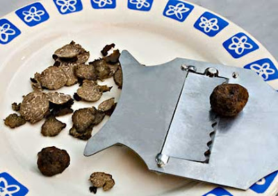 Truffles and Truffle Shaver