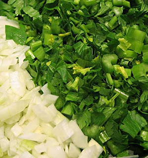 Celery and Onions