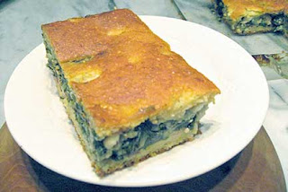 Cornbread and Greens Pie