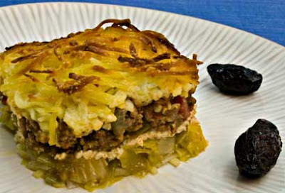 Leek Mousaka