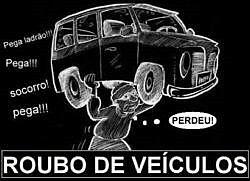 ROUBO DE VEICULOS
