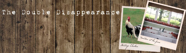 The Double Disappearance