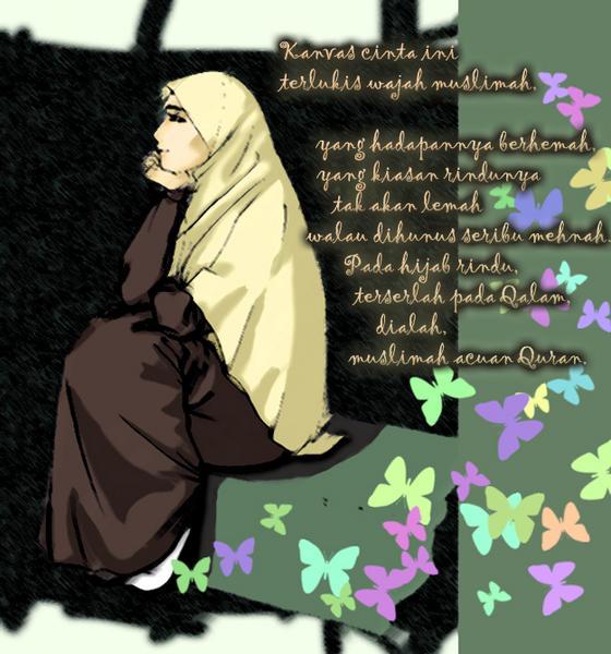 Fitnah terhadap wanita muslimah