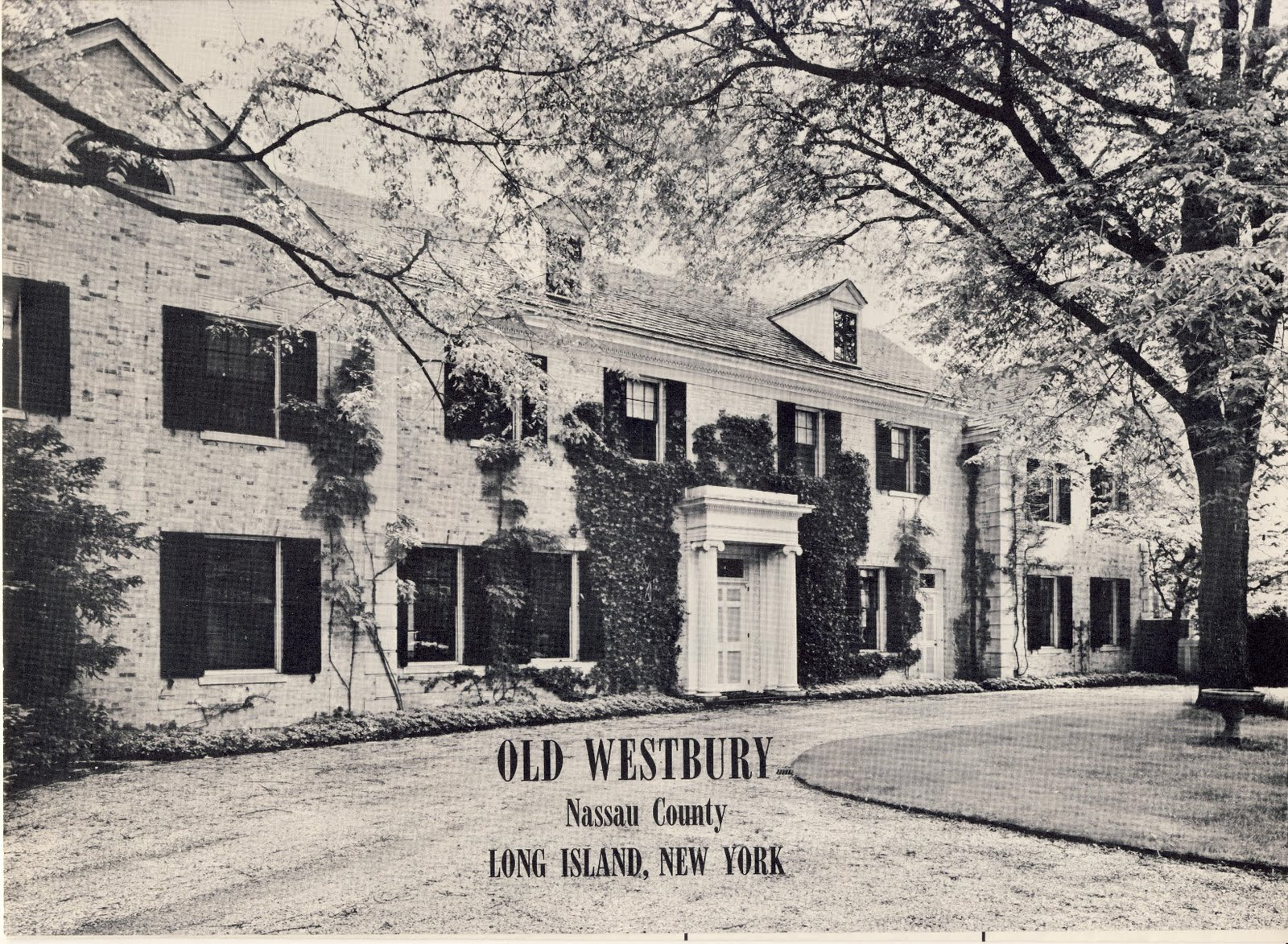 Old long island when the barklie mckee henry estate was for Long island estates for sale