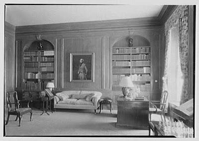 Old long island 39 caumsett 39 interiors - Living room furniture long island ...