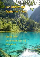 """""""LOS LIDERES DEL MAÑANA...HOY"""" Edición Agosto 2009"""