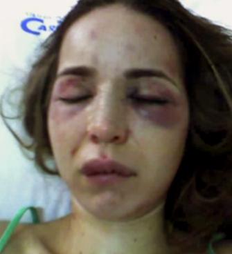 la violencia en la mujer: