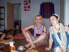 Vero, Germana e Ivana