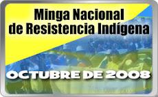 En solidaridad con los Pueblos Indígenas de Colombia