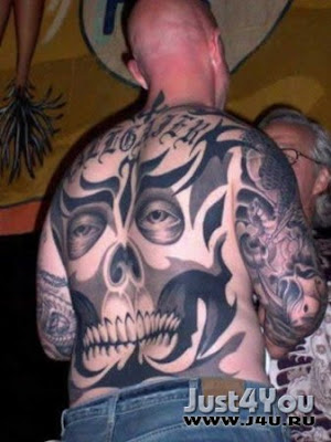 READ MORE - tattooed man. Posted by ilim at 10:47 PM.
