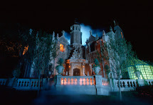 Disney World Haunted Mansion Ride