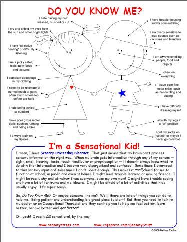sensory overload  disorder