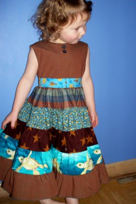 Introducing the next pattern the Gabriola Skirt