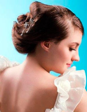 Hair Style Winter Wedding Hairstyles