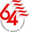 64 tahun INDONESIA MERDEKA