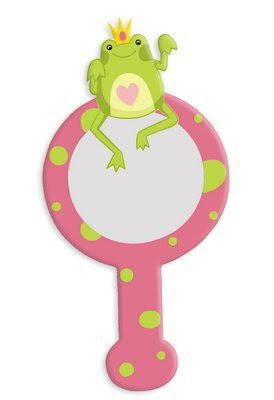 Dise o de juguetes y objetos para ni os espejo de mano for Espejos para ninos